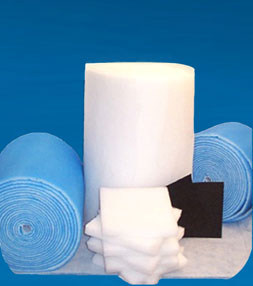 Synthetic Air Filter Media Rolls Image